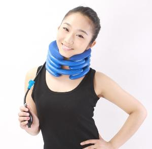 Rubber Air Neck Traction Massager