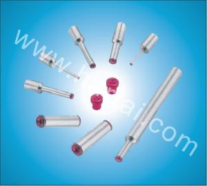 motor coil winding nozzle wire guide tube